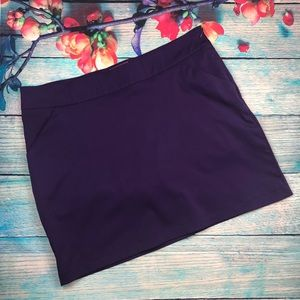 Antigua Purple Skort